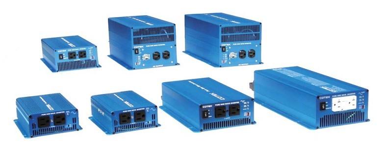 COTEK逆变器SK200/SK350/SK700/SK1000/SK1500/SK2000/SK3000